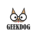 Geek Dog  logo