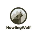 Howling Wolf  logo
