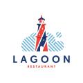 潟湖logo