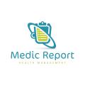 醫生的報告Logo