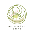 Mommies Care  logo