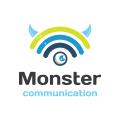 怪物通信Logo