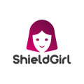 Shield Girl  logo