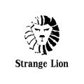 奇怪的獅子Logo