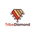 部落的鑽石Logo