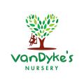 Van Dyke Nursery  logo