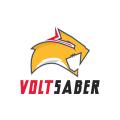 Volt Saber  logo