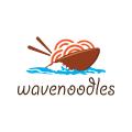 Wave Noodles  logo