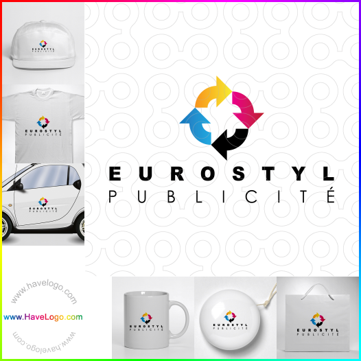 cmyk logo - ID:52857