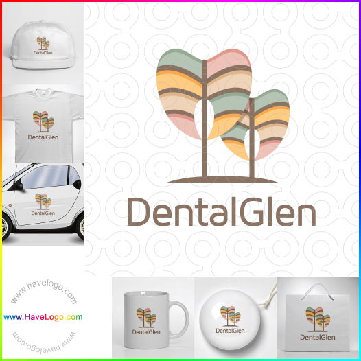 dental products logo - ID:35273