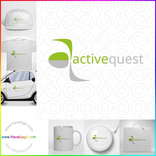 綠色logo設計 - ID:35251