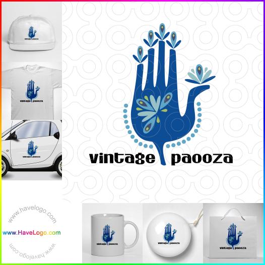 油墨零售logo - ID:31012