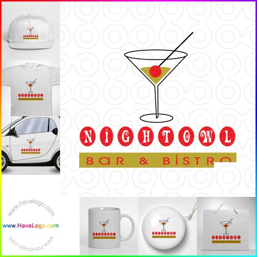 martini logo - ID:199