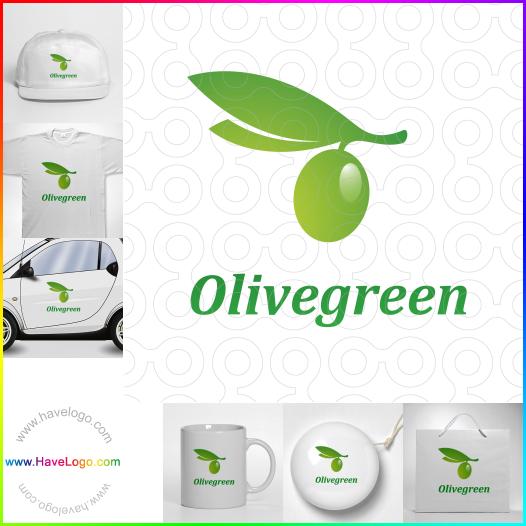 olive logo - ID:28181
