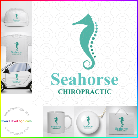 seahorse-chiropractic  logo - ID:65485