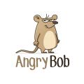 AngryBob  logo