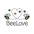 Bee Love  logo