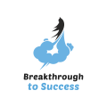 Breakthrough to success  logo