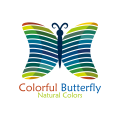 Colorful Betterfly  logo