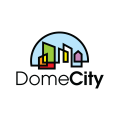 Dome City  logo