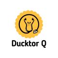 Ducktor Q  logo
