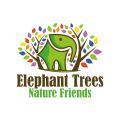 Elephant Trees  logo