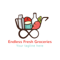 無盡的新鮮食品Logo