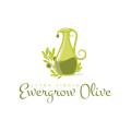 ewergrow橄欖Logo