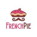 French Pie  logo