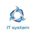 IT系統Logo
