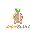 Juice Barrel  logo