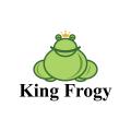 青蛙國王Logo