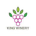 King Winery  logo