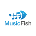 Music Fish  logo
