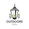 Outdoors Lighting  logo