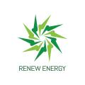 可再生能源Logo