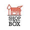 在一個盒子裡Logo