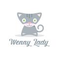 Wenny Lady  logo