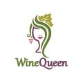葡萄酒女王Logo