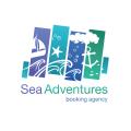 海灘Logo