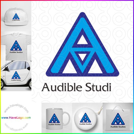 抽象的logo設計 - ID:17475