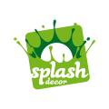 飛濺Logo
