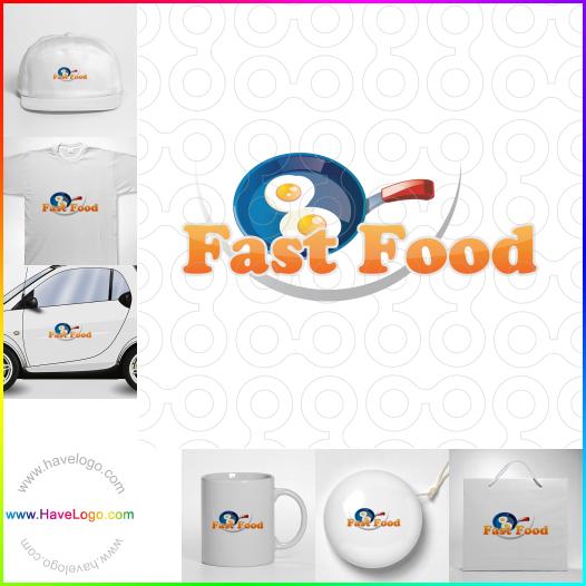 food logo - ID:17634