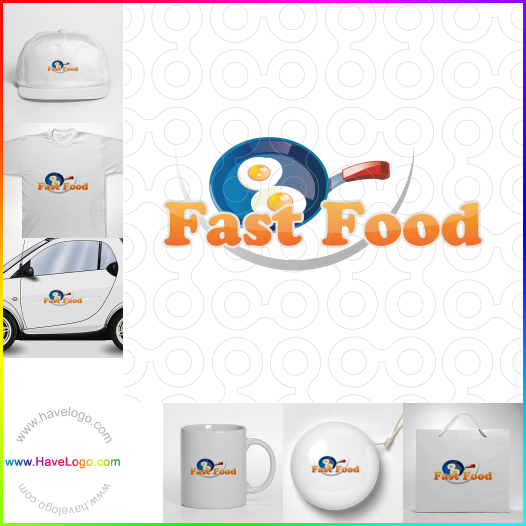 食品logo設計 - ID:17634