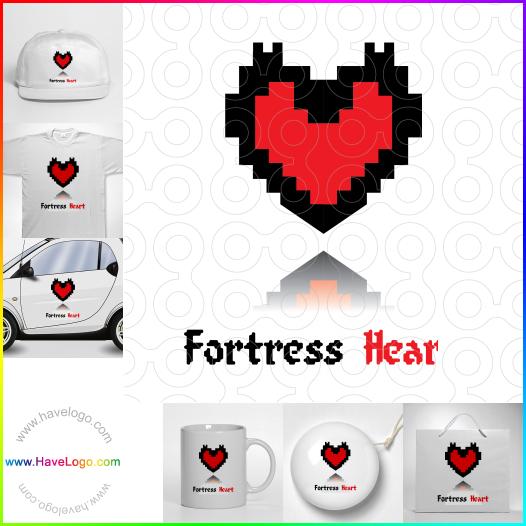 fortress logo - ID:17684