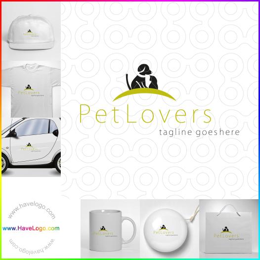 pet shop logo - ID:35408