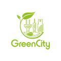 綠色科技公司Logo