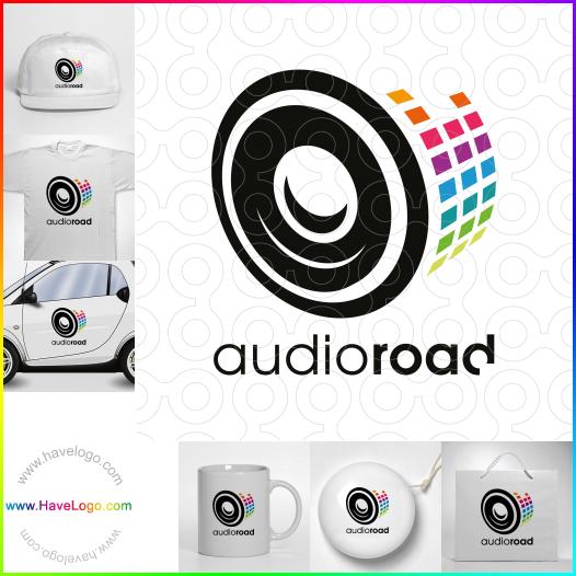音樂播放logo設計 - ID:53030