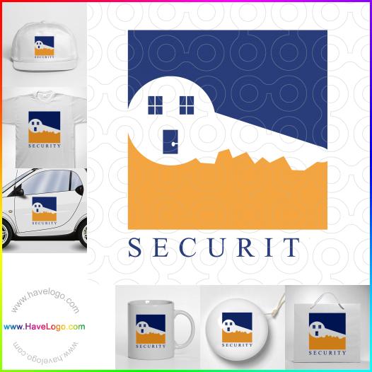 security logo - ID:17603