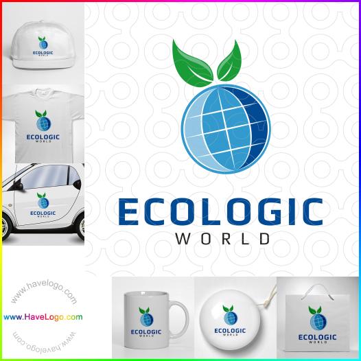 地球logo設計 - ID:17785
